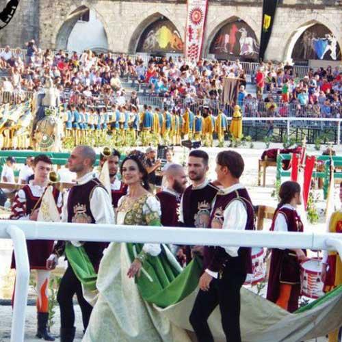 La Giostra Cavalleresca di Sulmona