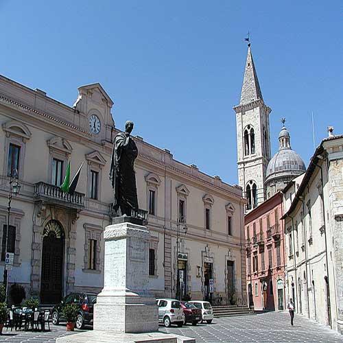 La citta' di Sulmona